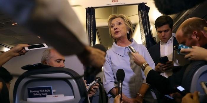 Клинтон опасается угрозы вмешательства России в американские выборы