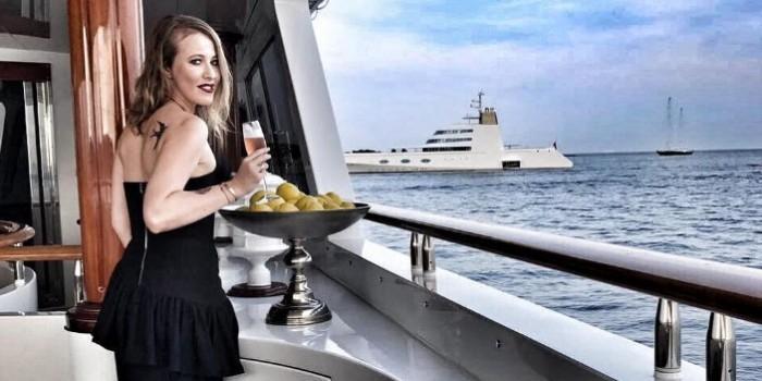 Собчак выступила за налог для обычных туристов, мешающих отдыхать богачам