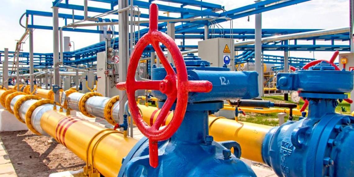Украина ограничила транзит газа в Европу из-за ажиотажного спроса