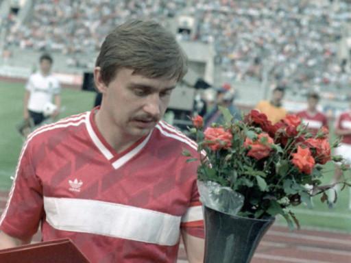 Ушёл из жизни легендарный футболист Фёдор Черенков