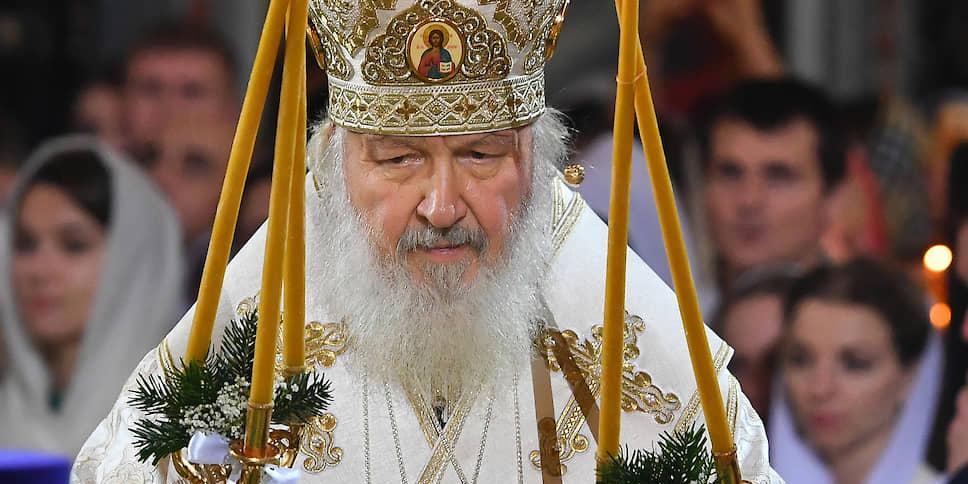"""Патриарх потребовал от священников не закупать """"левые"""" свечи"""