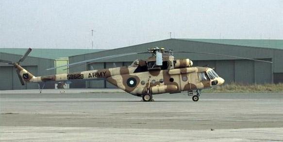 Экипаж Ми-17 освобожден из плена в Афганистане