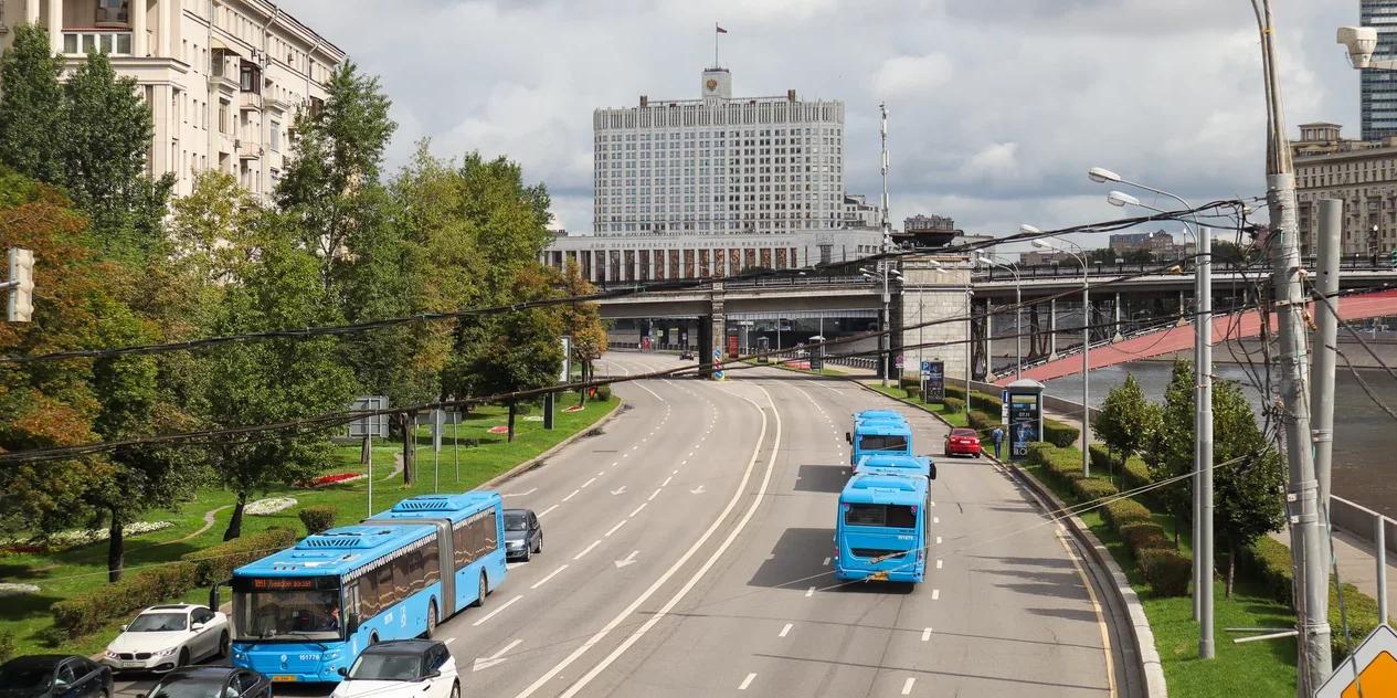Москва в 2020 году стала лидером по социально-экономическому развитию среди регионов