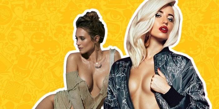 Самые сексуальные фотосессии недели (29 февраля - 4 марта)