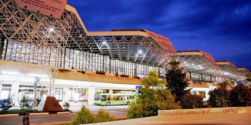 В Сочи прибыли первые гости и участники Всемирного фестиваля молодежи