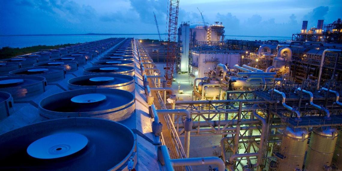 Цены на газ могут упасть до отрицательных значений