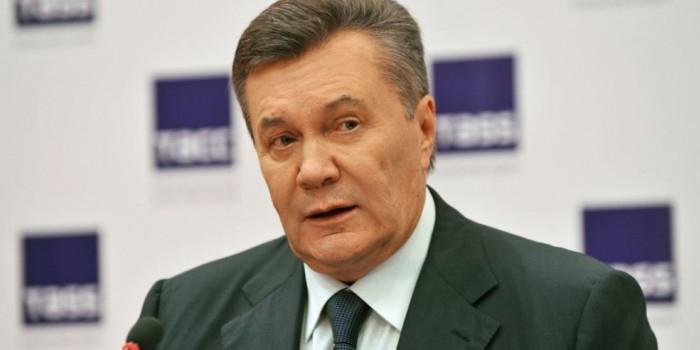 Украинская прокуратура осталась недовольна ответами Януковича в суде