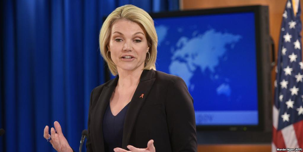 Госдеп: Россия должна доказать, что она надежный поставщик газа на Украину