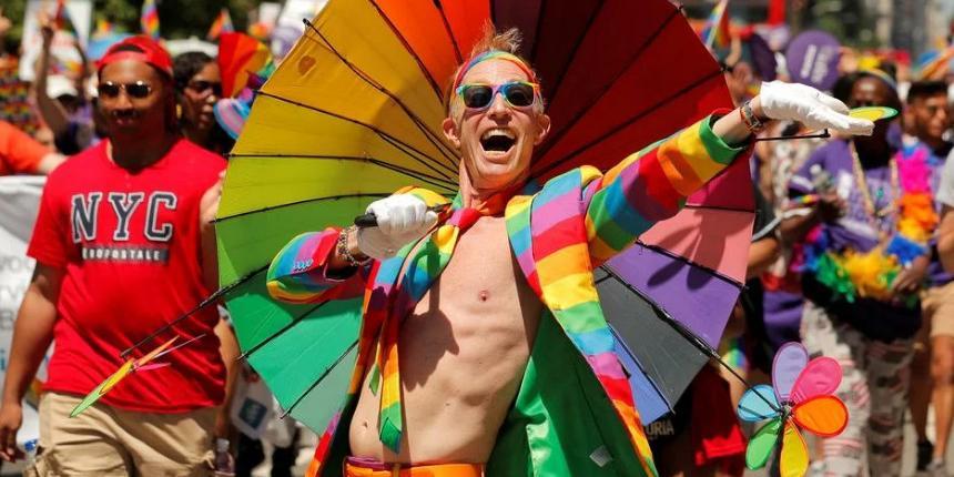Американец притворился геем, чтобы заняться сексом с лесбиянкой