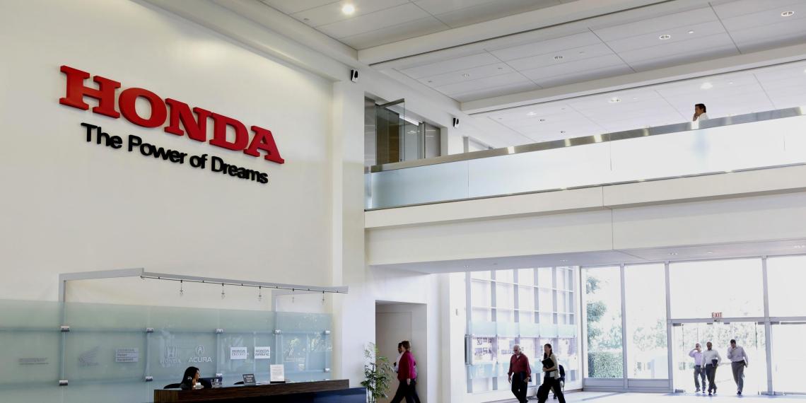 Honda разработает пассажирский конвертоплан и многоразовую ракету