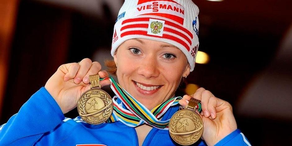 МОК предъявил обвинения биатлонистке Ольге Зайцевой
