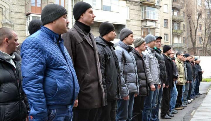"""Die Welt: очередной набор """"пушечного мяса"""" не принесет Украине победы"""