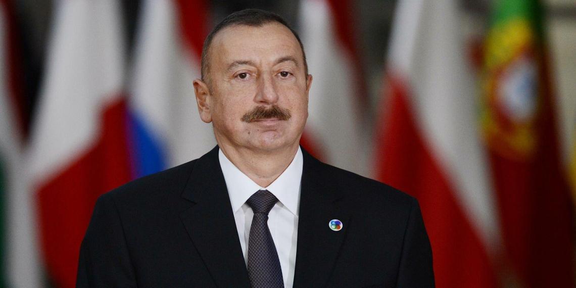 Алиев поставил Армении ультиматум для прекращения боевых действий