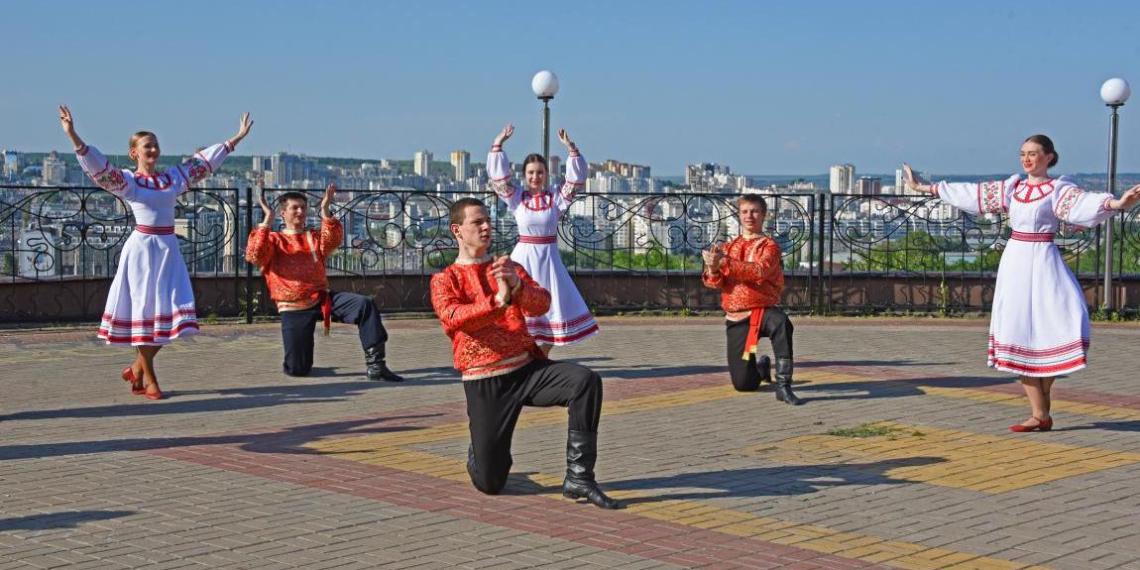 #Russiandance: регионы принимают участие во флешмобе