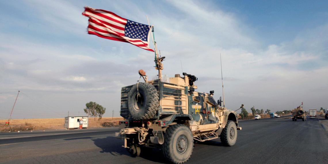 США начали выводить войска из Ирака