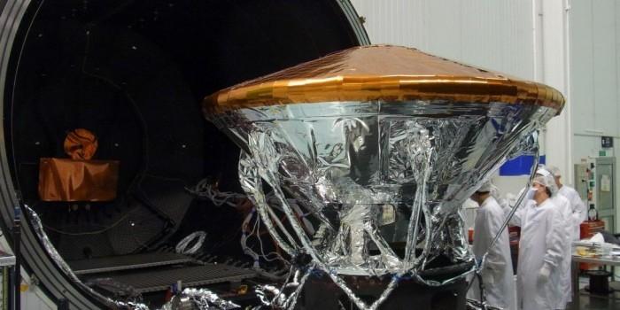 Российско-европейский космический модуль успешно сел на Марс