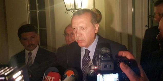 The Independent заподозрила Эрдогана в инсценировке госпереворота