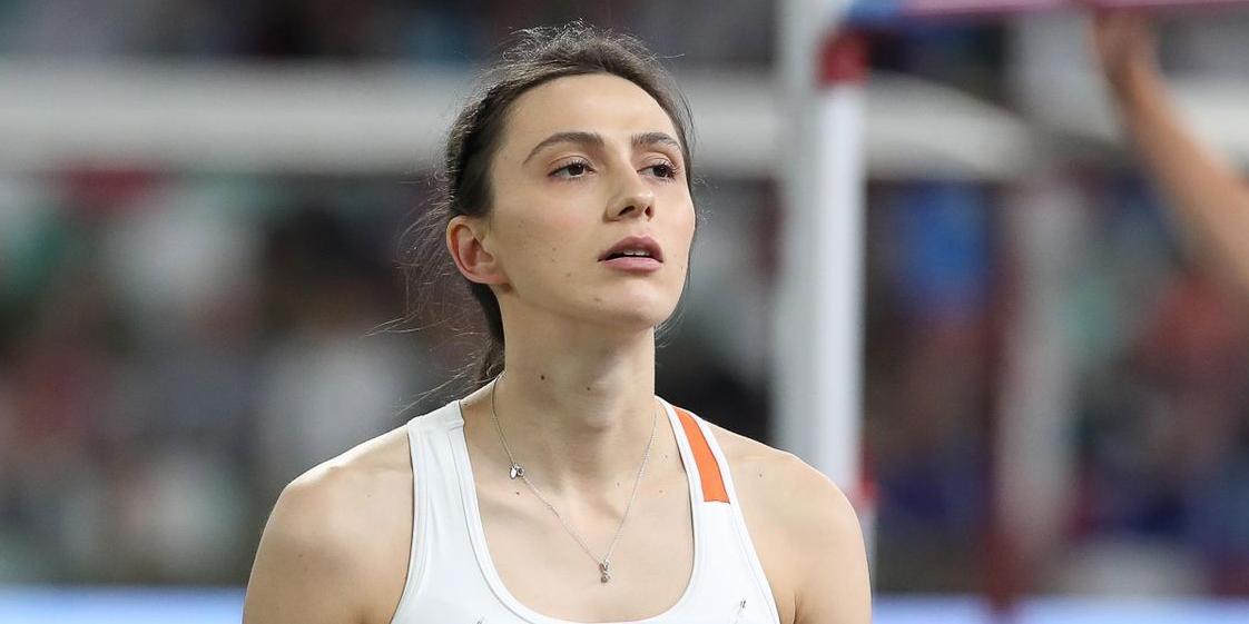 Олимпийскую чемпионку Ласицкене не пустили на соревнования в США