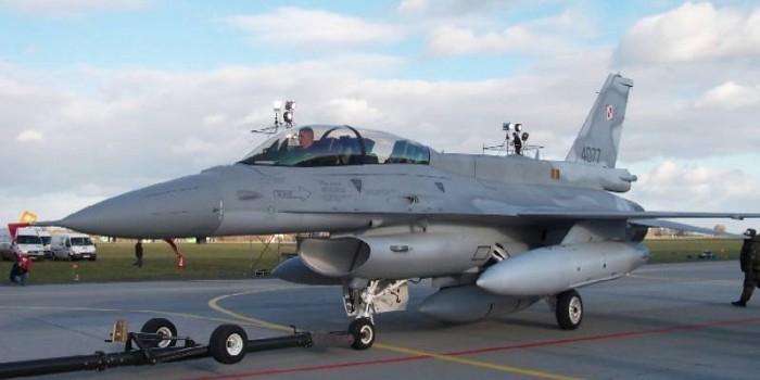 Польские истребители приземлили российский самолет