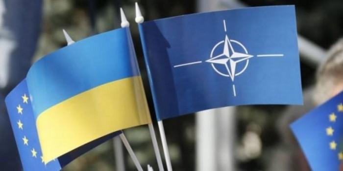 Верховная рада сделала вступление в НАТО главной внешнеполитической целью