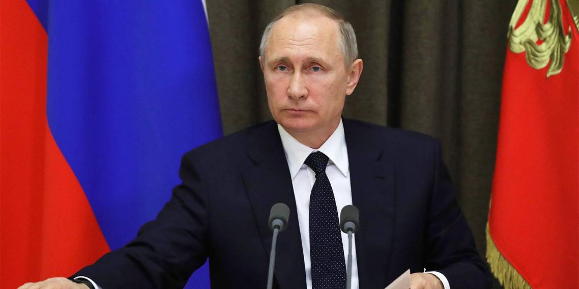 Путин отреагировал на удары коалиции США по Сирии