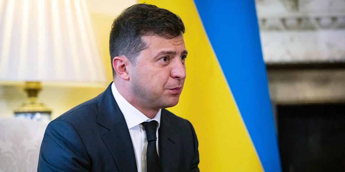 Зеленский пожаловался, что после запуска СП-2 Украине нечем будет платить за армию
