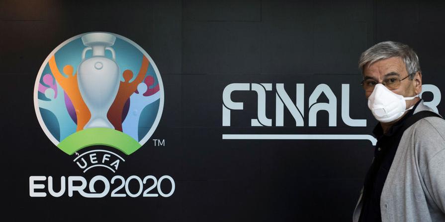 Евро-2020 перенесли на год