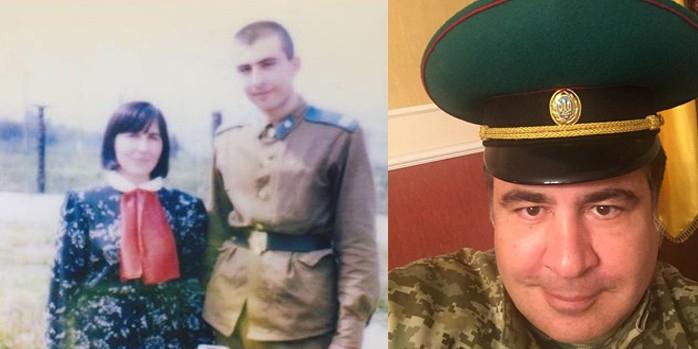 Саакашвили рассказал, что с ним в армии делали русские офицеры