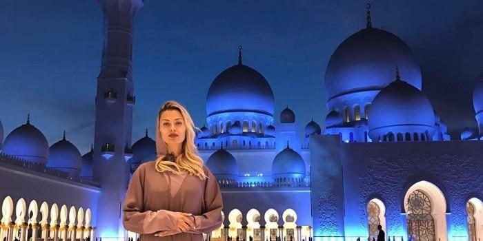 В праздник Крещения Виктория Боня захотела принять ислам