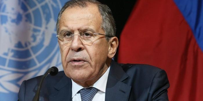 """Лавров назвал """"преждевременной"""" денонсацию договора о дружбе с Украиной"""