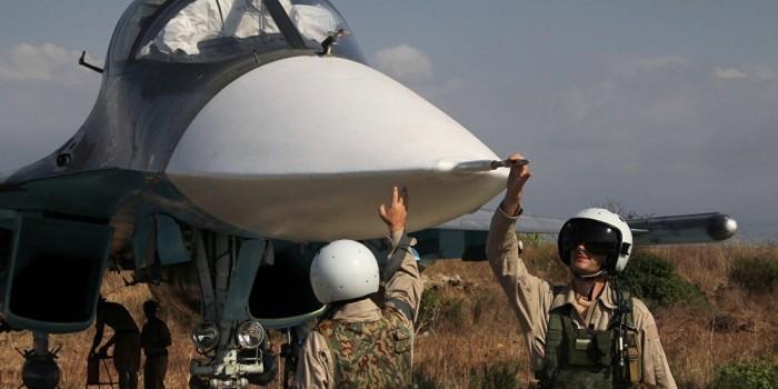 Египет поддержал авиаудары российских ВКС в Сирии