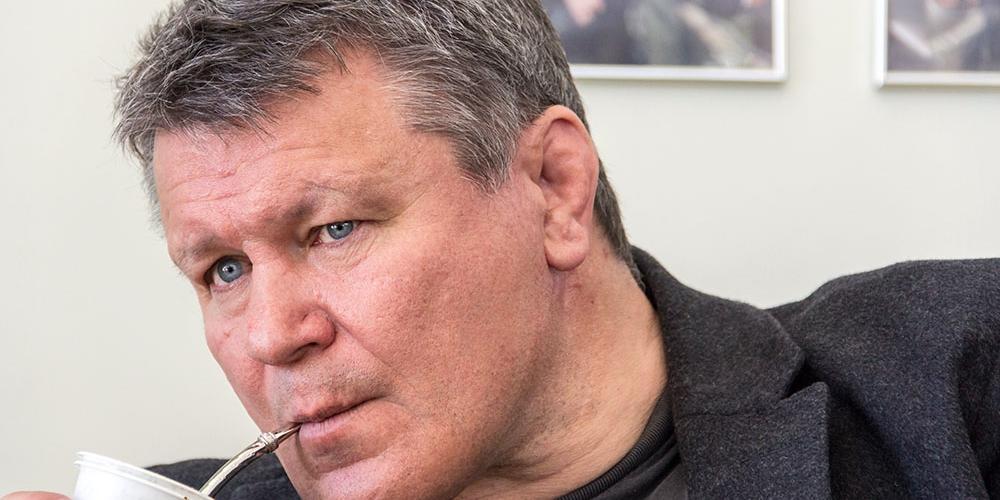 """""""Я не первый чемпион UFC?"""" Тактаров жестко проехался по отцу Хабиба Нурмагомедова"""