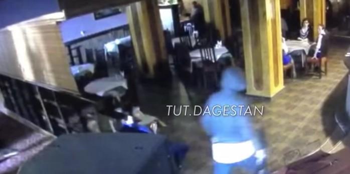 В Махачкале расстреляли бойца ММА