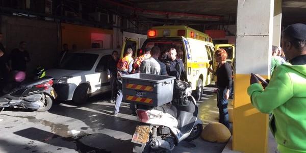 Офис Russia Today в Тель-Авиве атаковал неизвестный с ножом, двое человек погибли