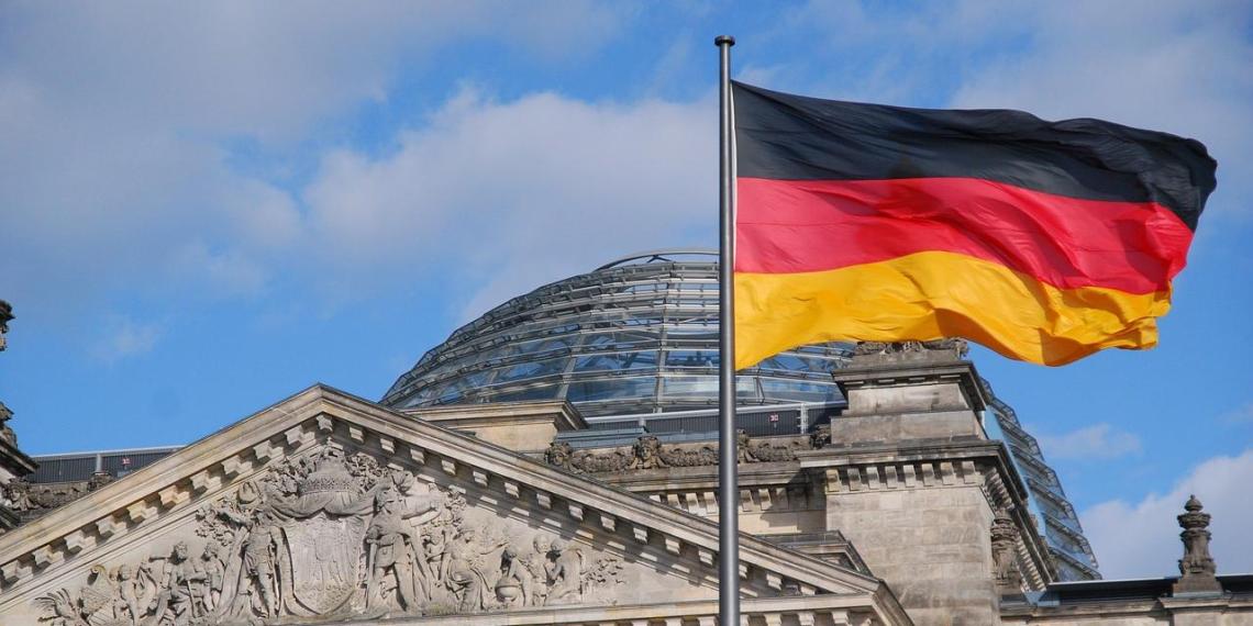 Правительство Германии подтвердило факт переговоров с Тихановской