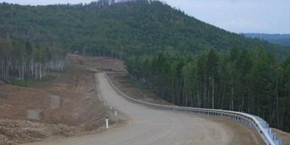 В Забайкалье на дорогу длиной в 9 километров потратили 634 млн рублей