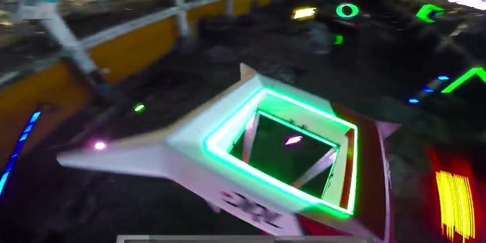 Видео футуристичных гонок на беспилотниках стало хитом интернета