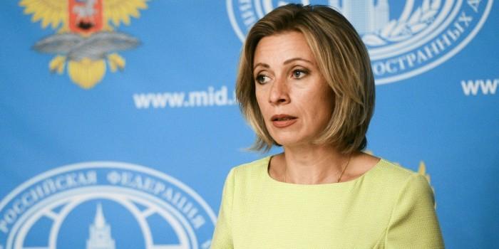 """Журналисты обвинили Захарову во вранье и """"грязной инсинуации"""""""