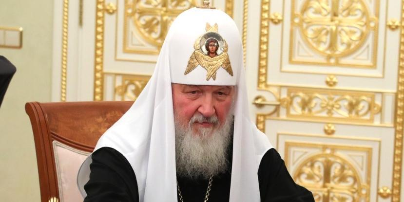 Патриарх Кирилл призвал верующих воздержаться от посещения храмов