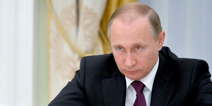 Путин создал Национальную гвардию для борьбы с терроризмом