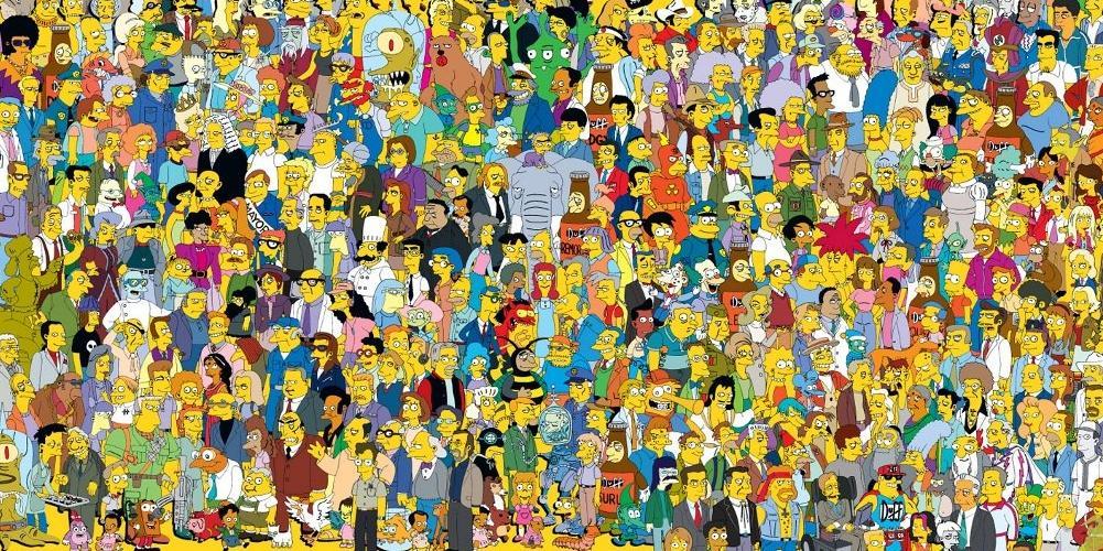"""Одного из старейших персонажей """"Симпсонов"""" уберут по соображениям толерантности"""