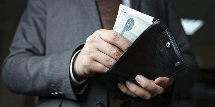 Росстат назвал средние зарплаты российских чиновников