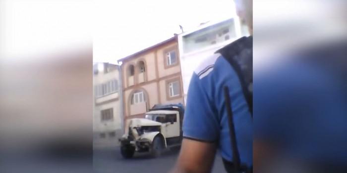 Оппозиционеры опубликовали видео из захваченного здания полиции в Ереване
