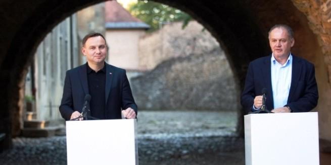 Словакия и Польша выступили против строительства Nord Stream-2