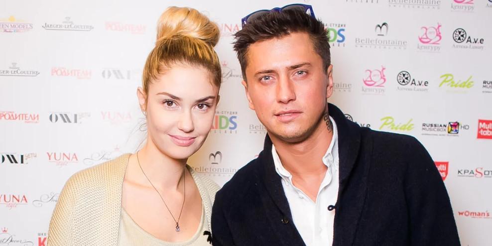 СМИ: Прилучный заложил имущество за 2 месяца до развода с Муцениеце