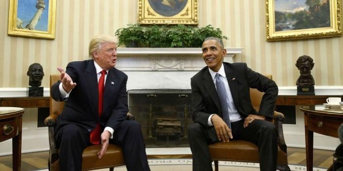 В Совете Федерации заявили, что Трамп превзошел Обаму по русофобии