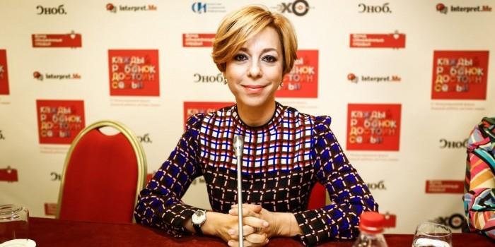 Максимовская объяснила отказ Сбербанка взять ее на работу