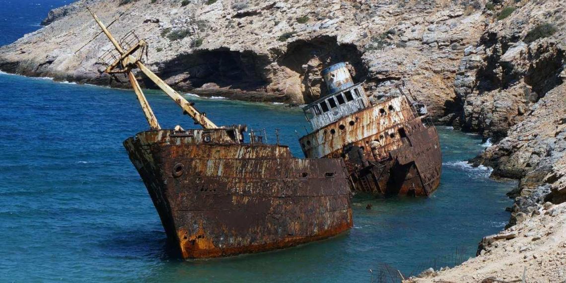 У Минтранса не нашлось денег на утилизацию кладбища кораблей возле Магадана
