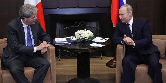 Путин написал лидерам G7 секретное послание