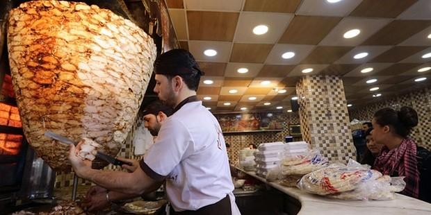 В Сирии ввели налог на шаурму
